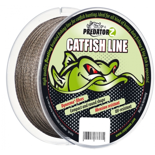 CARP ZOOM CATFISH LINE - 0,80 mm/ 70,0 kg/ 100 m