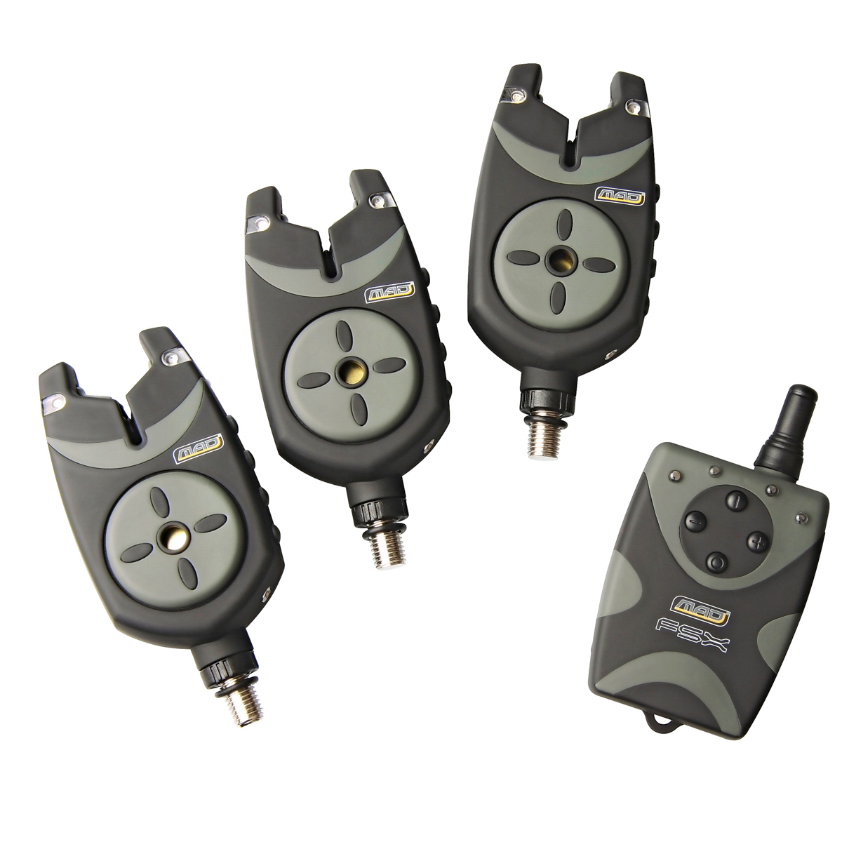 MAD DSX G2 Bite Alarms 3+ 1