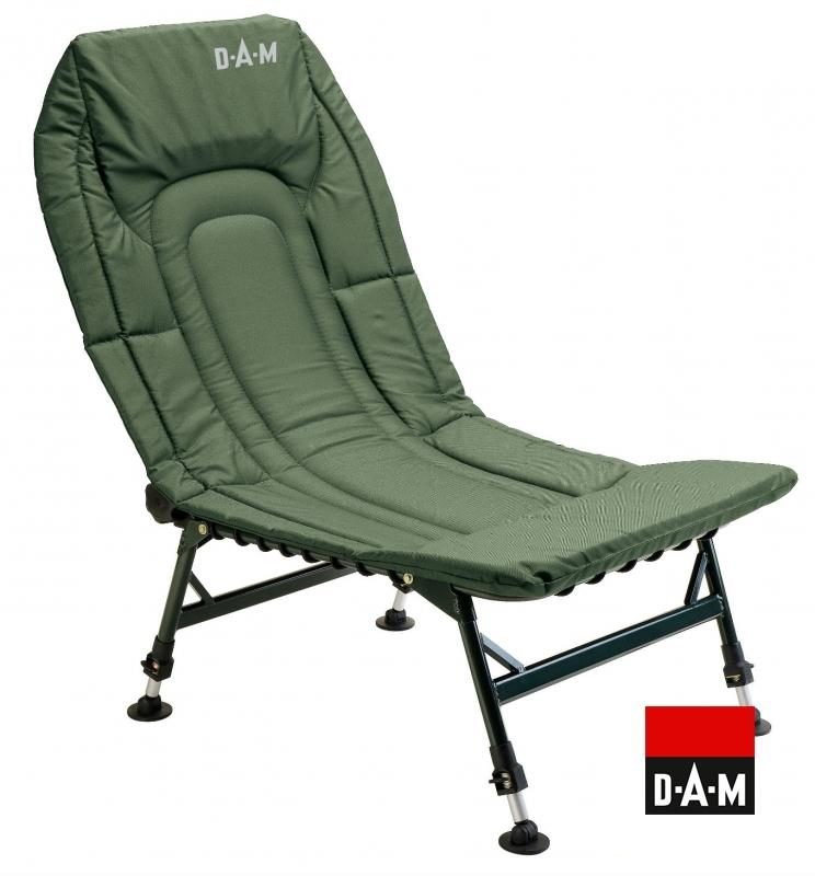 D.A.M. Luxus Chair Alu stolička
