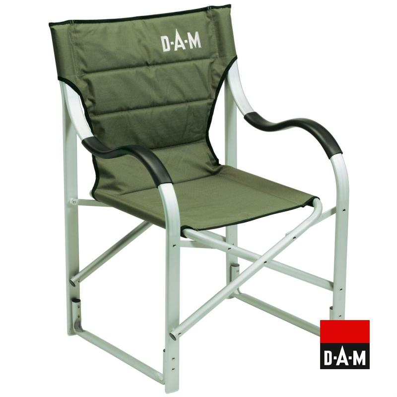 D.A.M. Aluminium folding chair luxury stolička