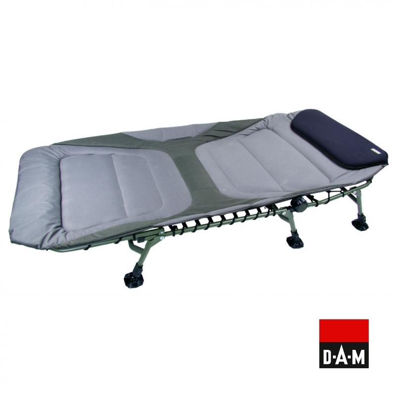 MAD Fat Albert -Alloy bedchair 6-leg