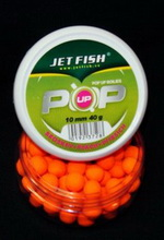 JET FISH Boilies Fluoro POP UP 10 mm  BROSKYŇA
