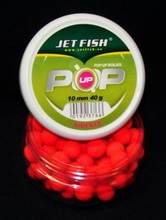 JET FISH Boilies Fluoro POP UP 10 mm BIOCRAB