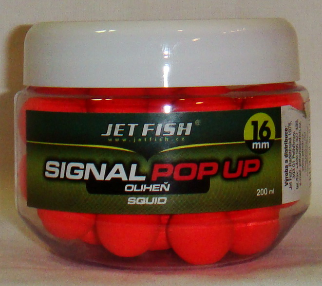 JET FISH Fluoro POP UP BROSKYŇA