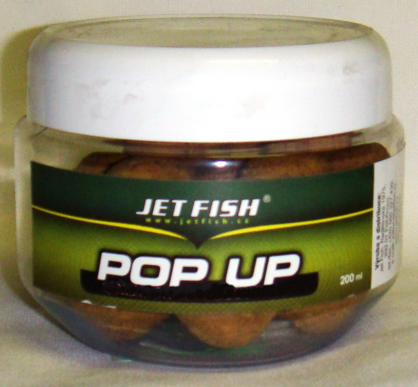 JET FISH Pop Up ROBIN RED + A.C. BRUSINKA