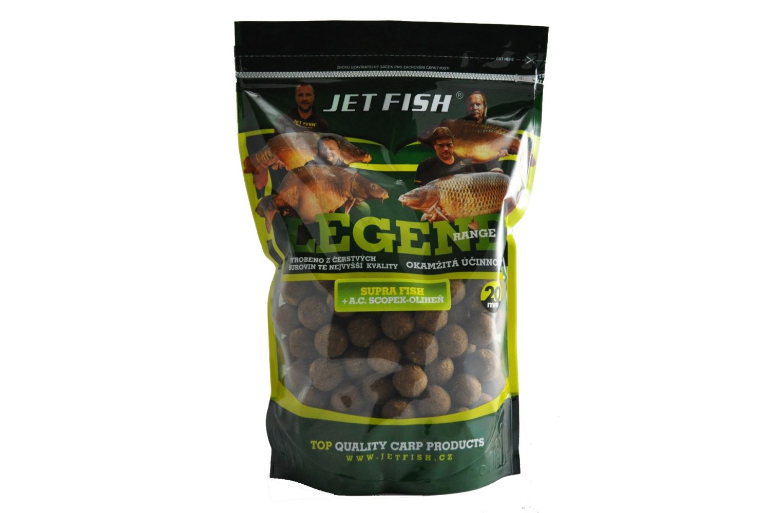 JET FISH Legend 1 kg / 20 mm