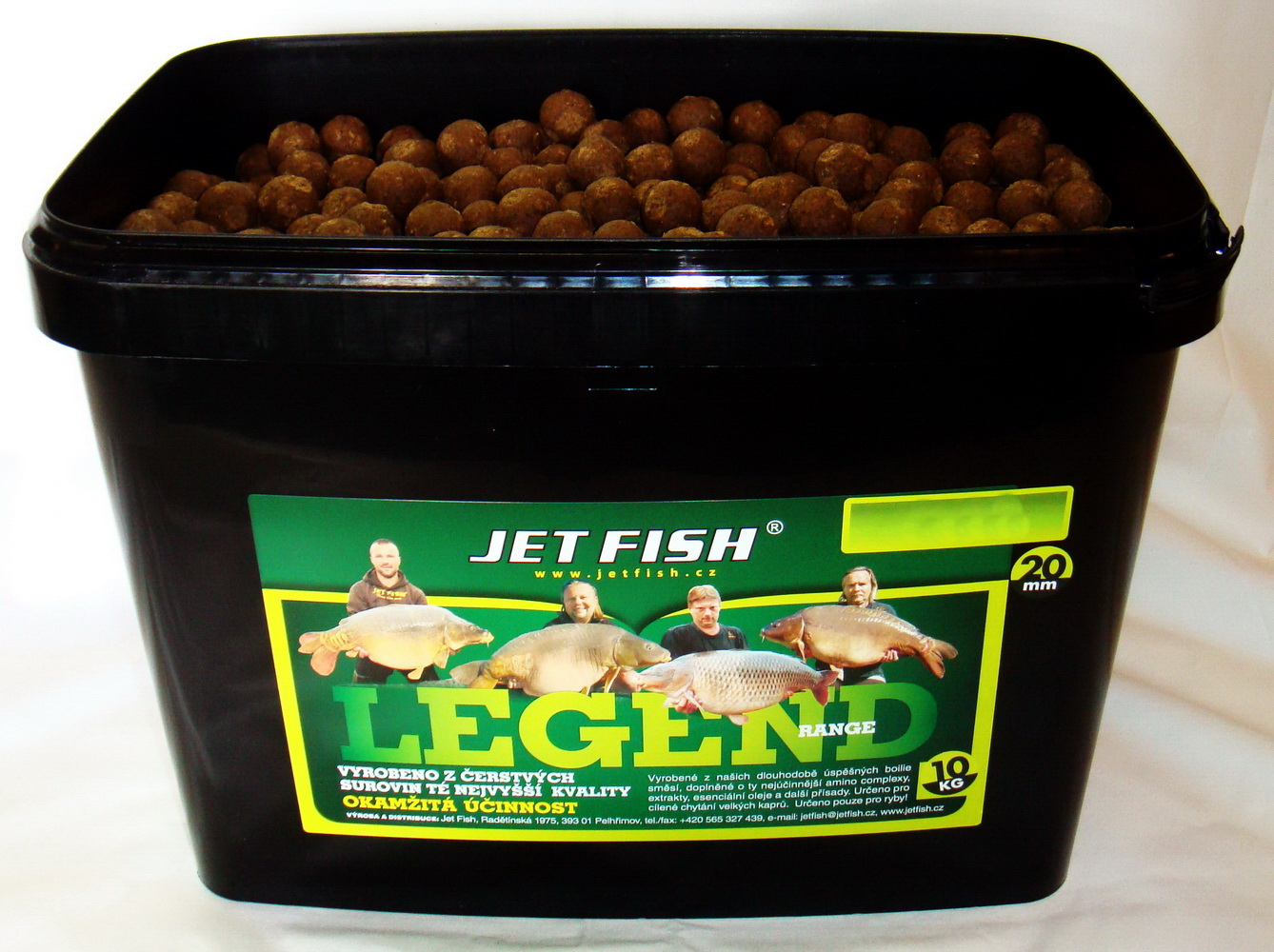 JET FISH Legend 10 kg / 20 mm