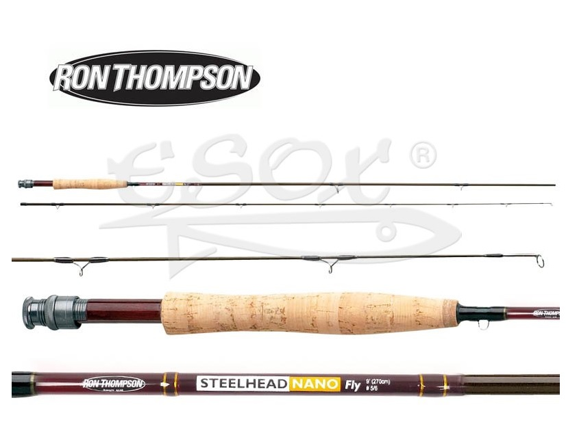 RON THOMPSON STEELHEAD NANO FLY