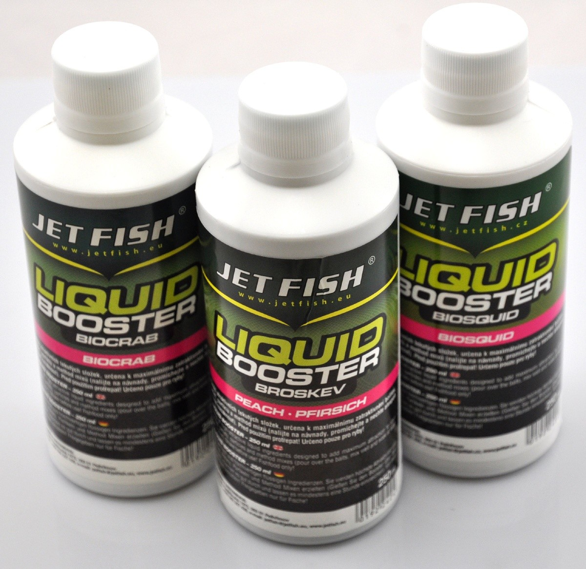 JET FISH LIQUID booster 250 ml