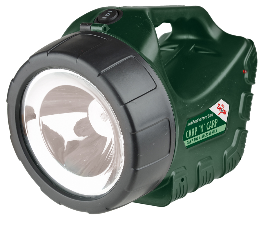 CARP ZOOM POWER LED lampa