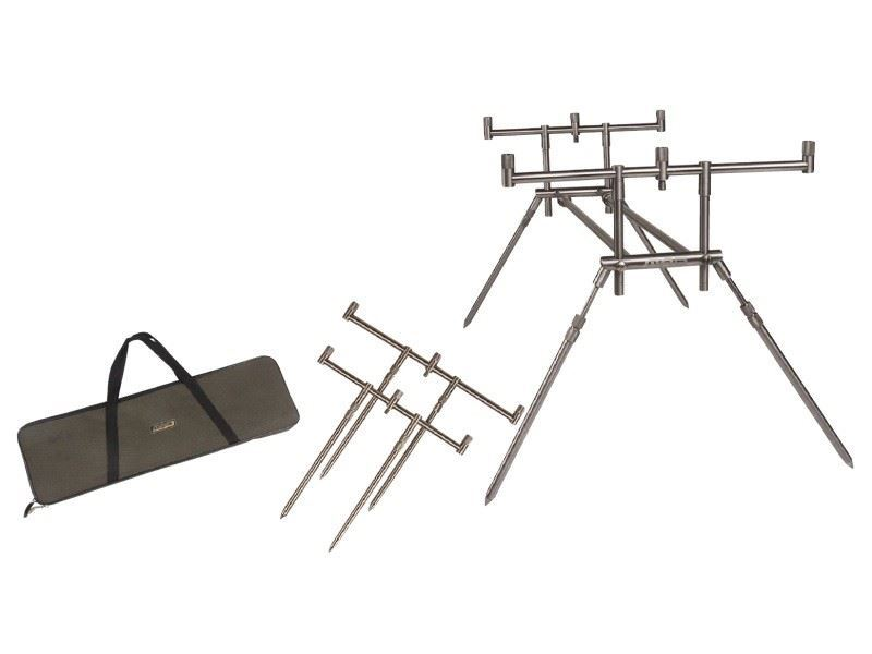 MAD Compact Stainless Steel Rod Pod UK STYLE