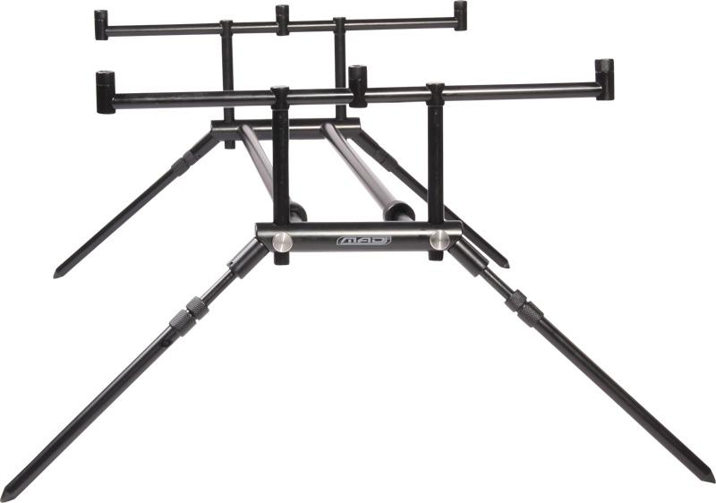 MAD ALU TWIN back bone rod pod