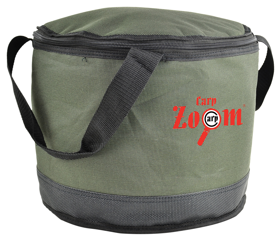 CARP ZOOM Collapsible Bait Bucket - Skladacie vedro na nástrahy