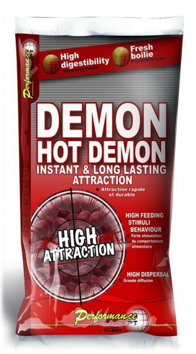 STARBAITS Hot Demon 1 kg