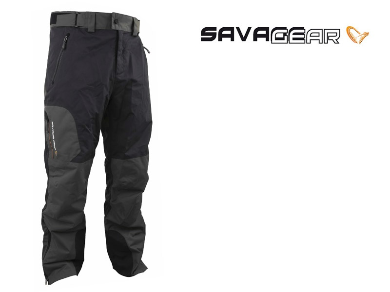 SAVAGE Nohavice GEAR BLACK