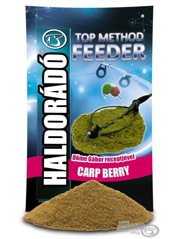 HALDORÁDÓ Top Method Feeder CARP BERRY