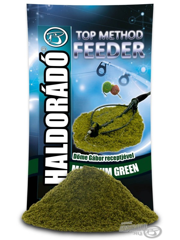 HALDORÁDÓ Top Method Feeder Maximum Green - ZELENÉ KORENIE