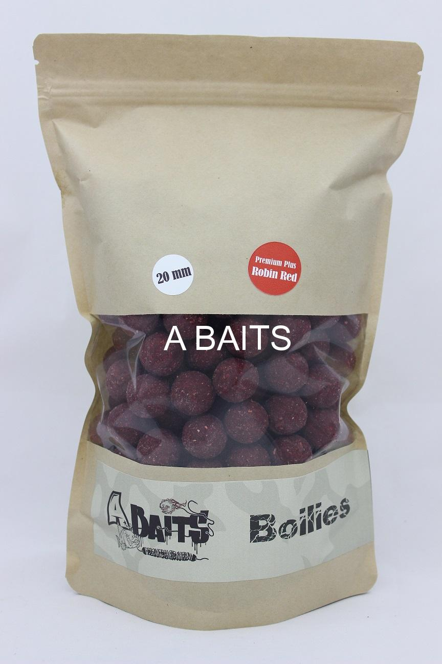 A baits Premium Plus - ROBIN RED 20mm