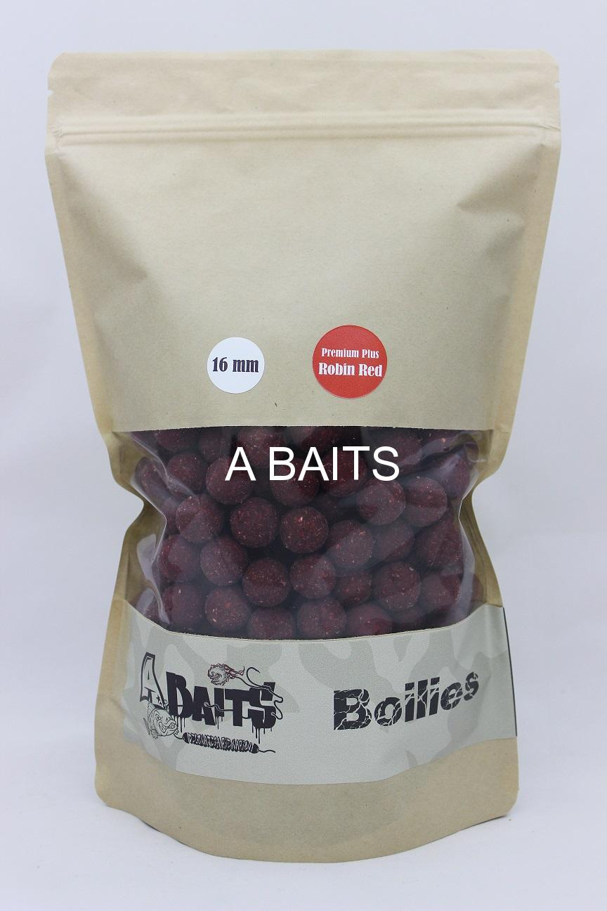A baits Premium Plus - ROBIN RED 16mm