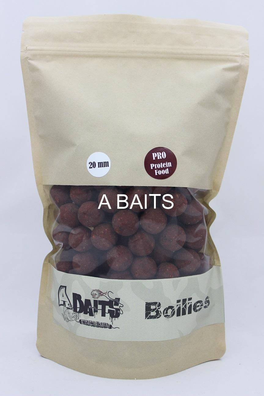 A baits PRO Boilies PROTEIN FOOD 20 mm