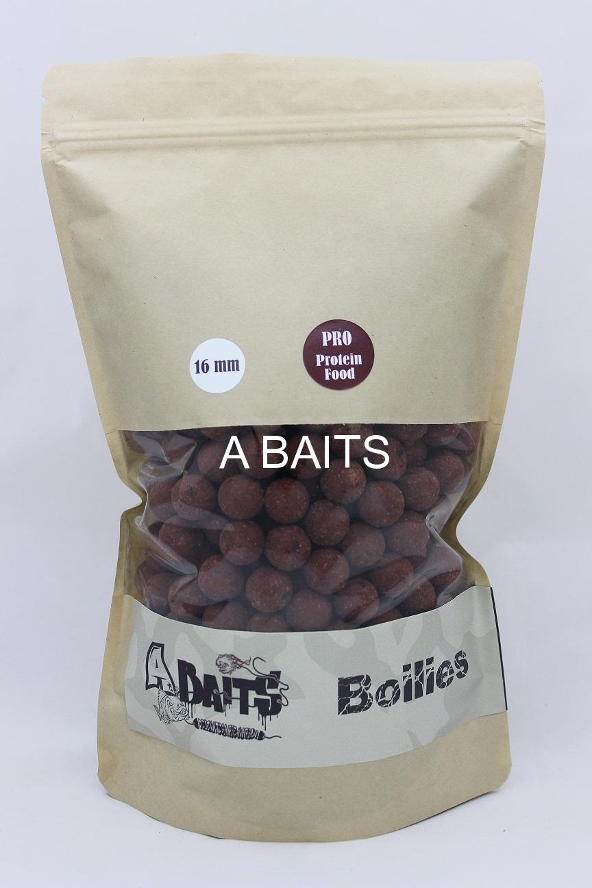 A baits PRO Boilies PROTEIN FOOD 16 mm