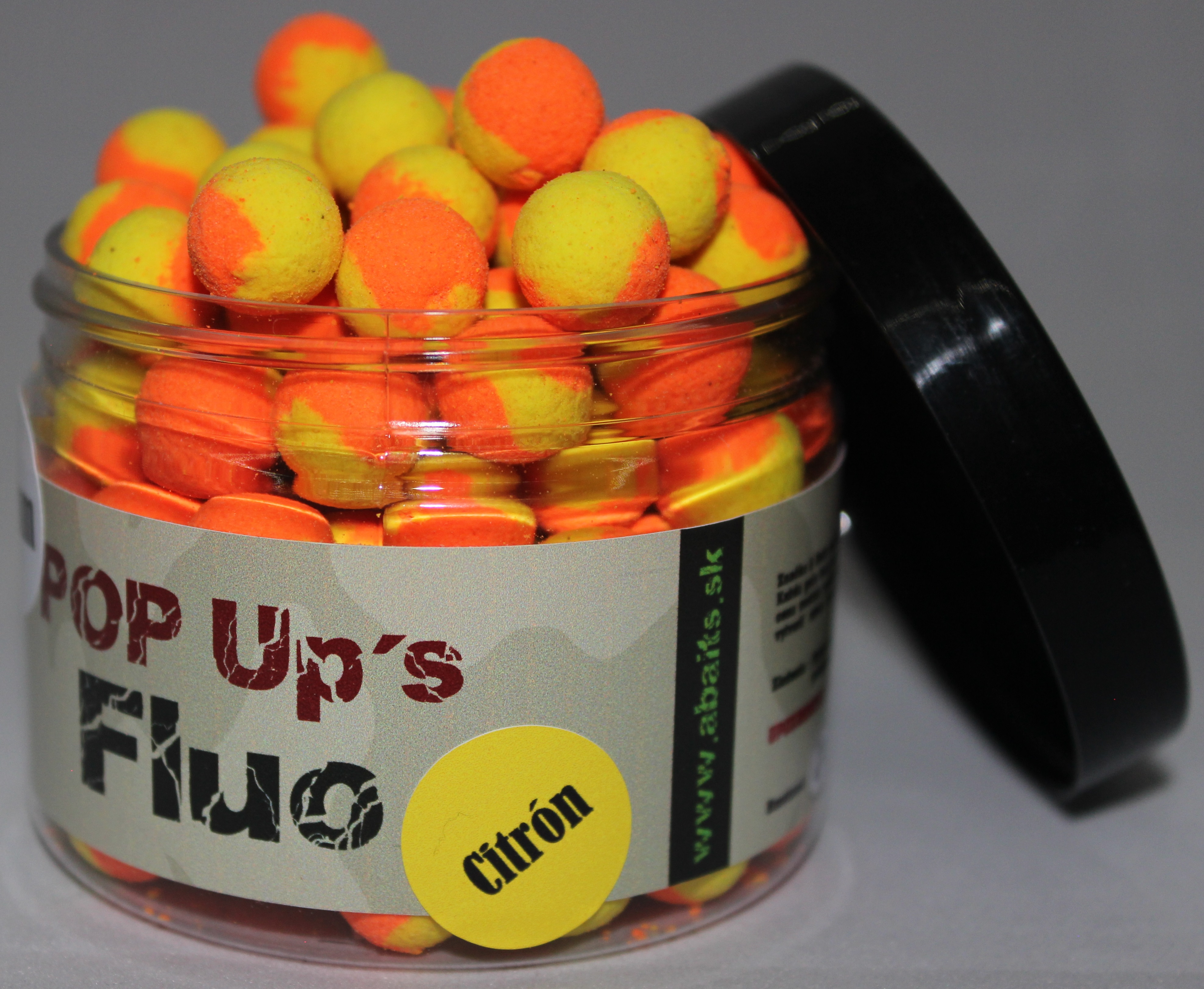 A baits Pop Up CITRÓN
