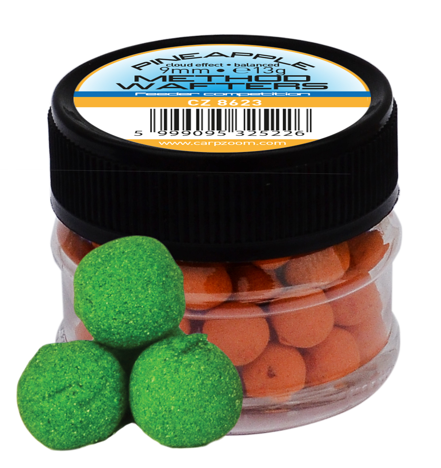 CARP ZOOM Wafters boilies CESNAK