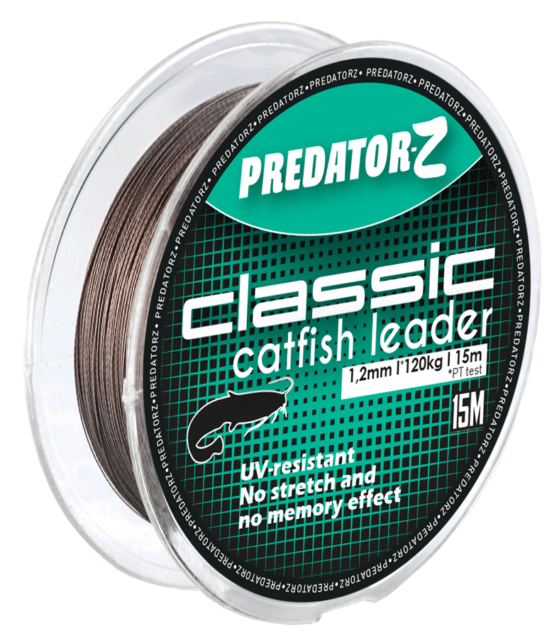 Predator - Classic Catfish Leader Line - 1,20mm-120kg