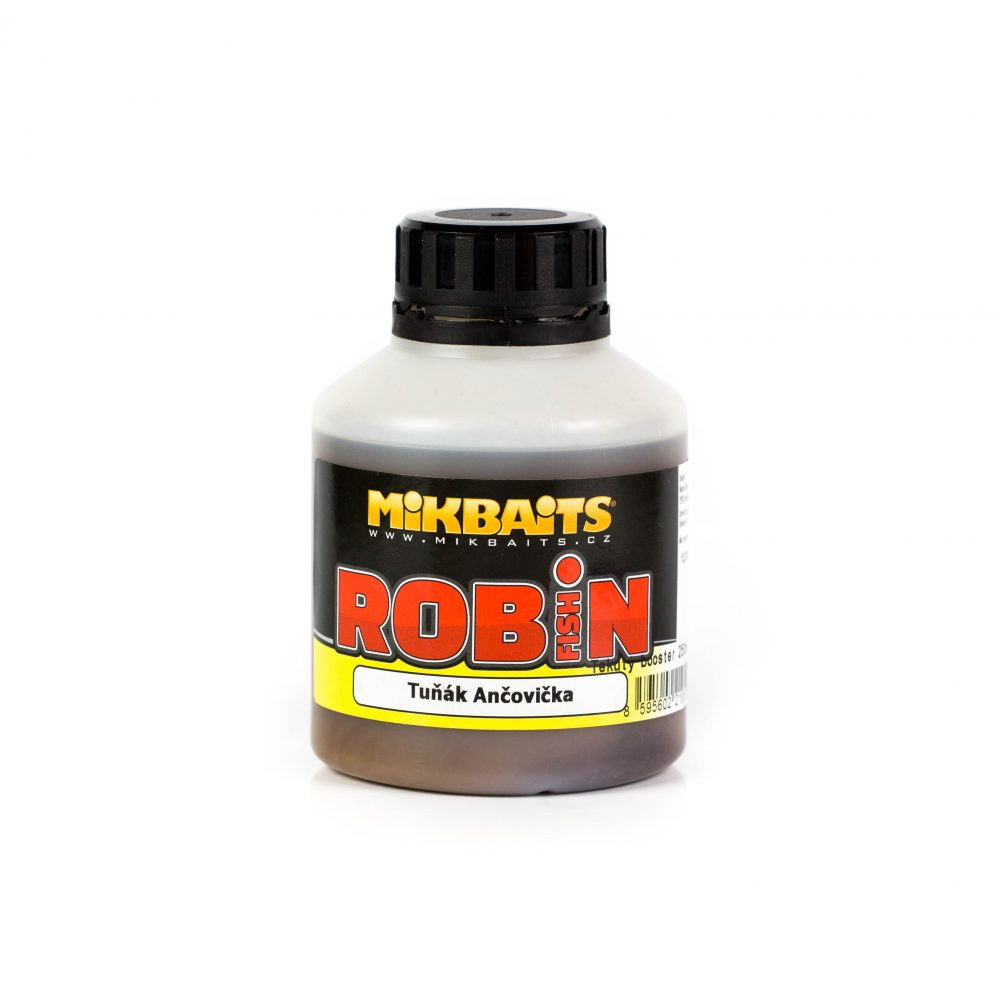 MIKBAITS RobinFish Booster 250ml
