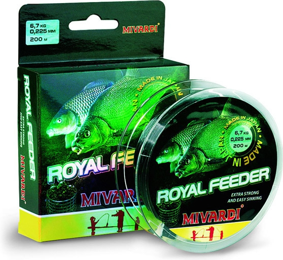 MIVARDI Royal Feeder 200m